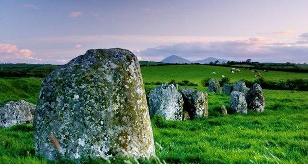 Ballynoe Stone Circle, Down