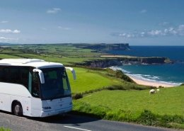 Bus Rundreisen Irland