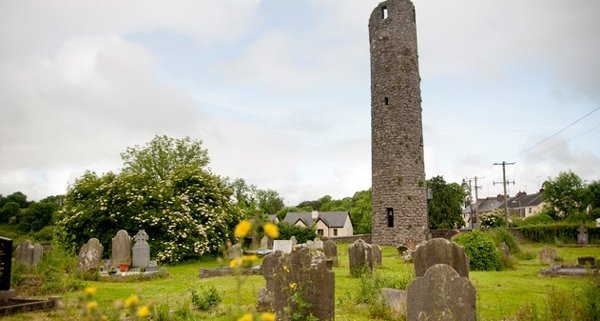 Round Tower, Monaghan