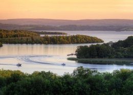 White Island und Castle Archdale Forest Park, Fermanagh
